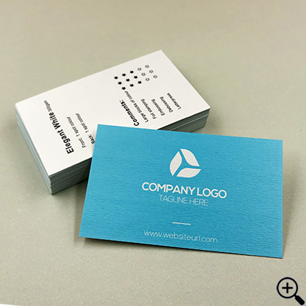 Uncoated/ Textured 300gsm+ Cards